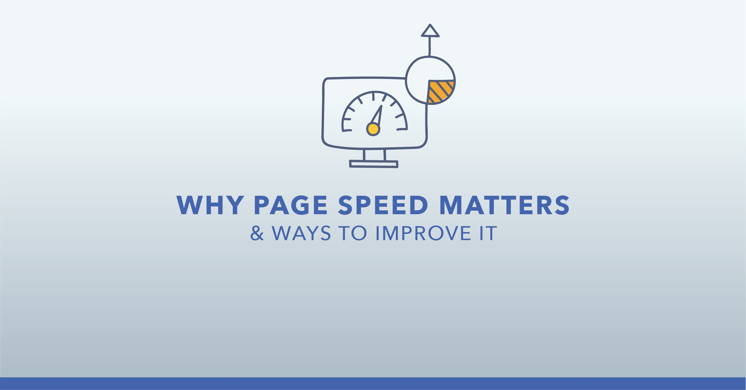 Page Speed Matters To Increase The Conversion Rate